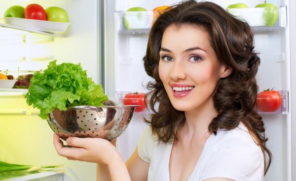диета на салате